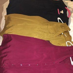 Jcrew button up shirt - Size 10